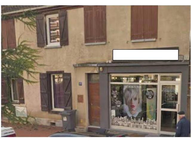 VENDS MURS ex Salon Coiffure