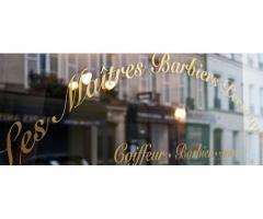 Ouvrez votre Salon - Devenez Franchisé avec Les Maitres Barbiers Perruquiers