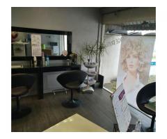 Fonds de commerce coiffure mixte