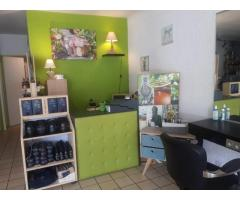 SALON DE COIFFURE VEGETALE