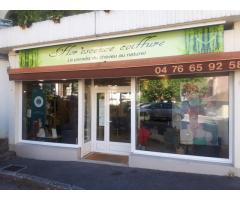 vends salon de coiffure végétale